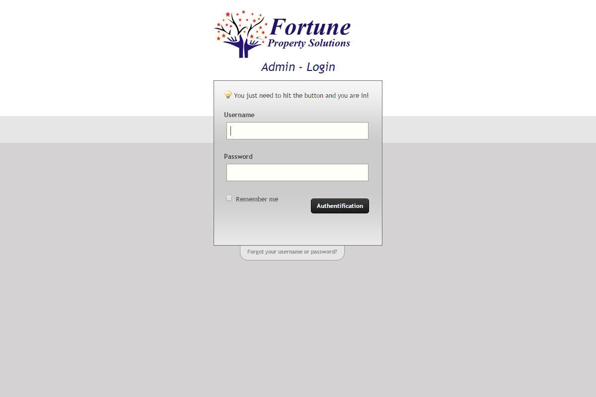 Forture Properties ERP