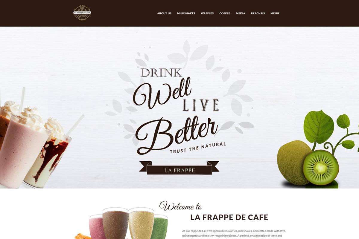 La Frappé de Café