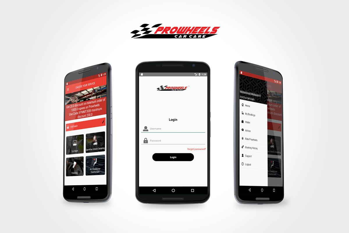 Prowheels App