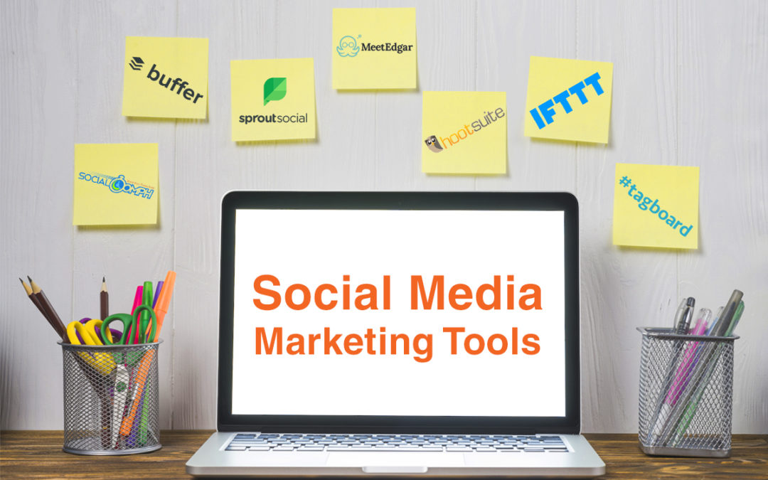 Best Social Media Marketing Tools for Unpaid Marketing
