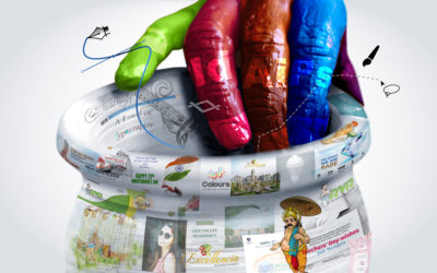 Magic of Art and Technology – How Graphic Designing Will Boost Your Business.
