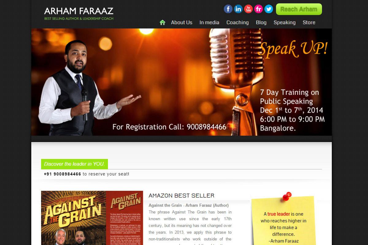 Arham Faraz